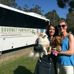 Melbourne Weekender Doggy Winery Tour #pawfect