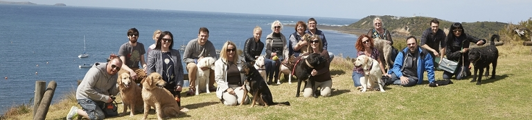 Mornington Peninsula Doggy Winery Tours pawfect Gourmet Pawprints