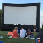 Doggy Winery Cinema Pop Up Cinema Pawfect
