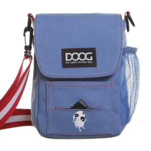 Doggy Walking Bags Blue